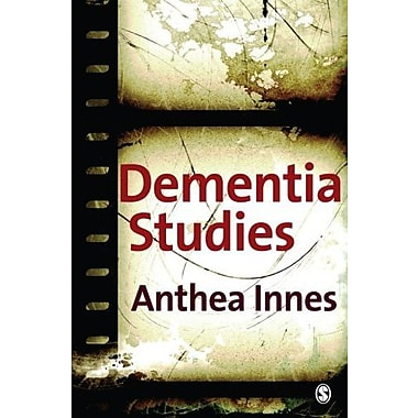 Dementia Studies: A Social Science Perspective, New Book (9781412921640)
