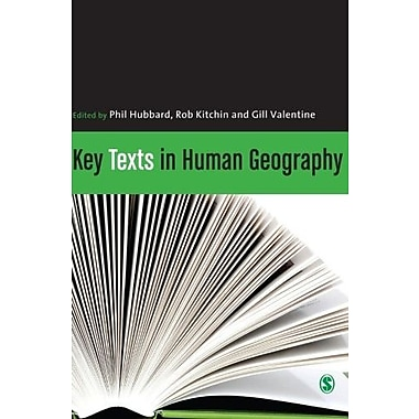 Key Texts in Human Geography, Used Book (9781412922616)