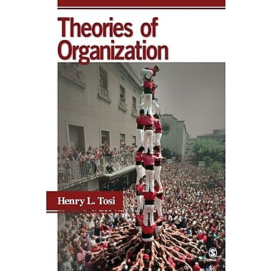 Theories of Organization (9781412924993)