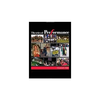 Theories of Performance, New Book (9781412926386)