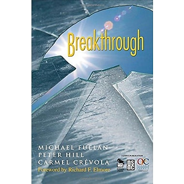 Breakthrough, Used Book (9781412926423)