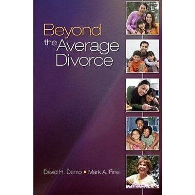 Beyond the Average Divorce, Used Book (9781412926850)
