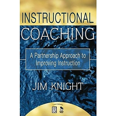 Instructional Coaching: A Partnership Approach to Improving Instruction, Used Book (9781412927246)