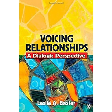 Voicing Relationships: A Dialogic Perspective, Used Book (9781412927857)
