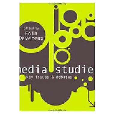 Media Studies: Key Issues and Debates, New Book (9781412929837)