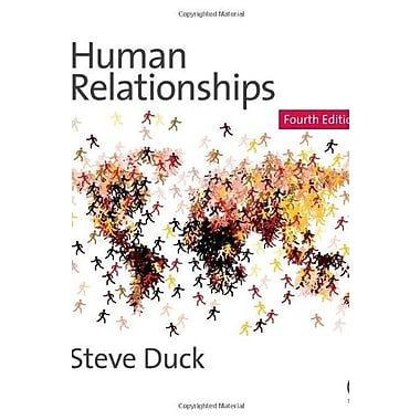 Human Relationships, Used Book (9781412929981)