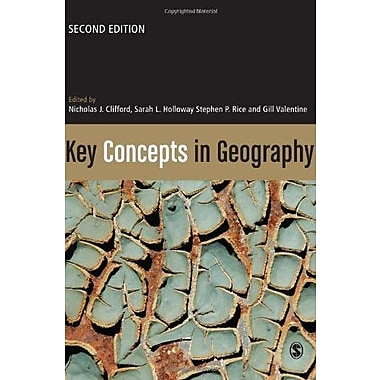 Key Concepts in Geography, Used Book (9781412930215)