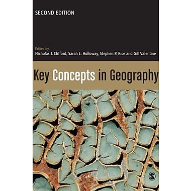 Key Concepts in Geography, New Book (9781412930222)