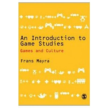 An Introduction to Game Studies, New Book (9781412934459)