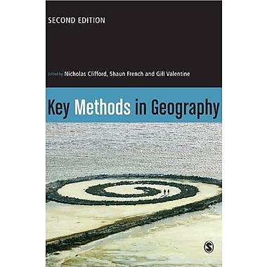 Key Methods in Geography, New Book (9781412935098)