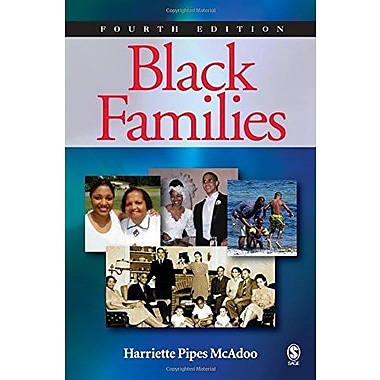 Black Families 4th Edition, Used Book (9781412936378)