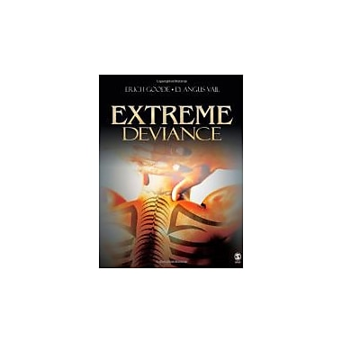 Extreme Deviance, Used Book (9781412937221)
