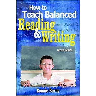 How to Teach Balanced Reading and Writing, Used Book (9781412937412)