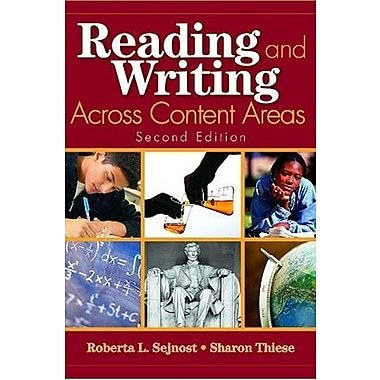 Reading and Writing Across Content Areas, New Book (9781412937610)