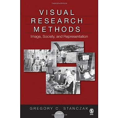 Visual Research Methods: Image, Society and Representation, Used Book (9781412939546)