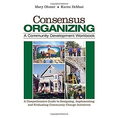Consensus Organizing, New Book