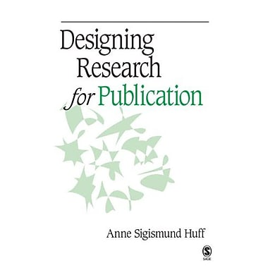 Designing Research for Publication, Used Book (9781412940146)