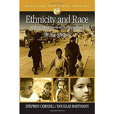 Ethnicity and Race: Making Identities in a Changing World, Used Book (9781412941105)