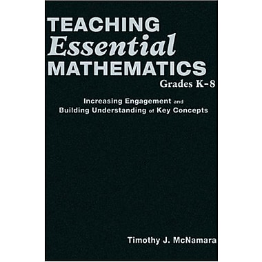 Teaching Essential Mathematics, Grades K-8, Used Book (9781412941877)