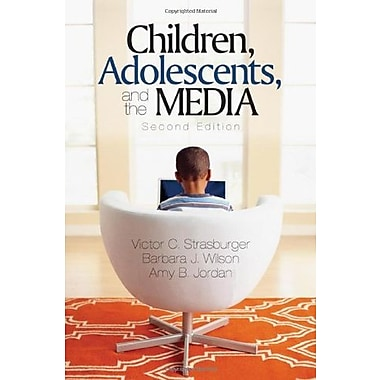 Children, Adolescents and the Media, Used Book (9781412944670)