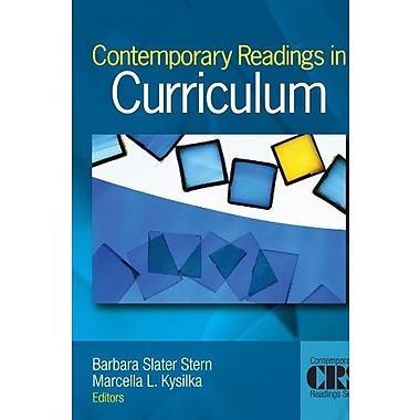 Contemporary Readings in Curriculum, New Book (9781412944724)