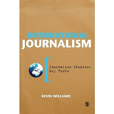 International Journalism, Used Book (9781412945288)