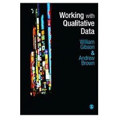Working with Qualitative Data, Used Book (9781412945714)