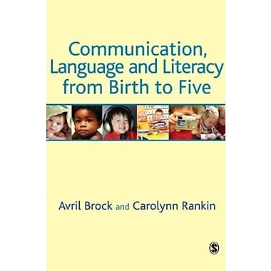 Communication, Language and Literacy from Birth to Five, Used Book (9781412945905)