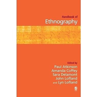 Handbook of Ethnography, New Book (9781412946063)