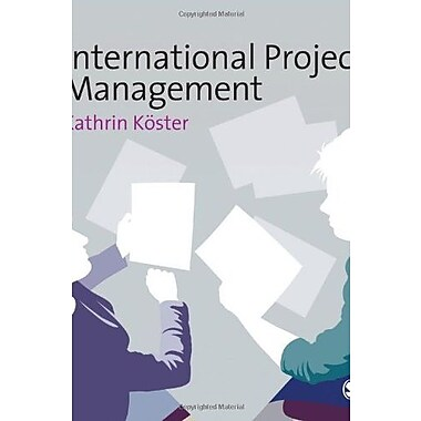 International Project Management, Used Book (9781412946209)