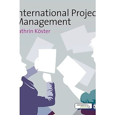 International Project Management, Used Book (9781412946216)