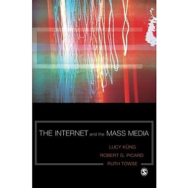 The Internet and the Mass Media, Used Book (9781412947350)