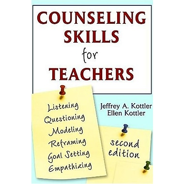 Counseling Skills for Teachers, Used Book (9781412949217)