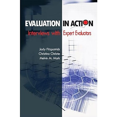 Evaluation in Action: Interviews With Expert Evaluators, Used Book (9781412949743)