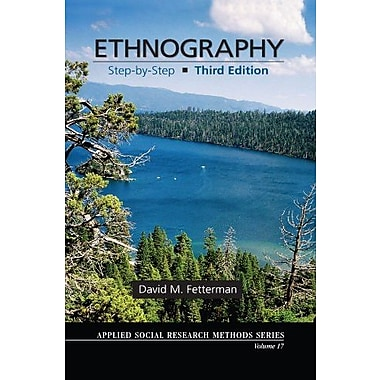 Ethnography: Step-by-Step, Used Book (9781412950459)