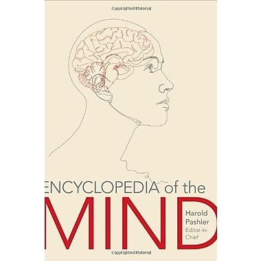 Encyclopedia of the Mind, New Book (9781412950572)