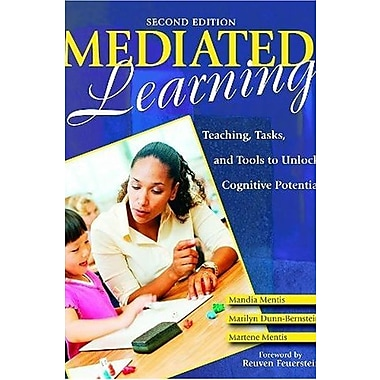 Mediated Learning: Teaching, Tasks, and Tools to Unlock Cognitive Potential, New Book (9781412950695)