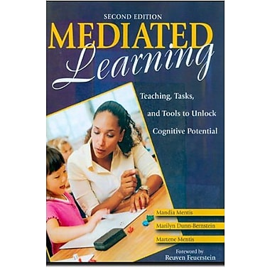 Mediated Learning: Teaching, Tasks and Tools to Unlock Cognitive Potential, Used Book (9781412950701)