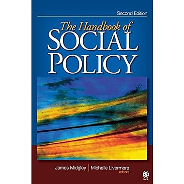 The Handbook of Social Policy, New Book (9781412950770)