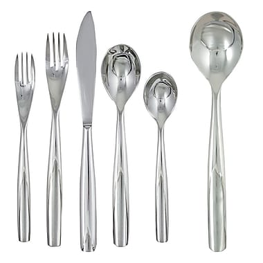 Ginkgo Charlie 42 Piece Flatware Set
