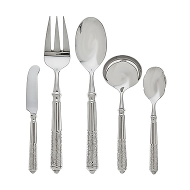 Ricci Argentieri Amalfi 5 Piece Hostess Set