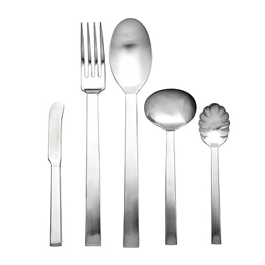 Ricci Argentieri Rapallo Satin 5 Piece Hostess / Serving Set; Satin
