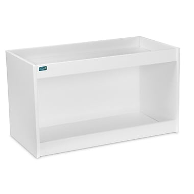 TrippNT Double Straight Shelf; 10'' H x 24'' W x 5'' D