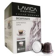 Lavica – Café décaféiné, torréfaction moyenne, compatible Nespresso, paq./60 capsules
