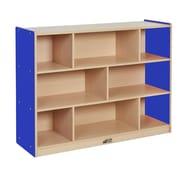 "ECR4Kids® Colourful Essentials 24"" 8 Compartment Storage Cabinets"