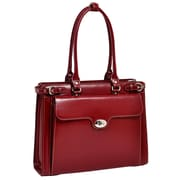 McKlein USA Winnetka  Leather Ladies' Briefcase, 15""