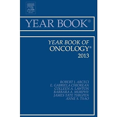 Year Book of Oncology 2013, 1e (Year Books), Used Book (9781455772810)