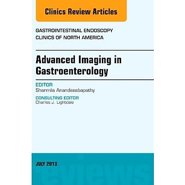 Advanced Imaging in Gastroenterology, An Issue of Gastrointestinal Endoscopy Clinics 1e, Used Book (9781455775903)