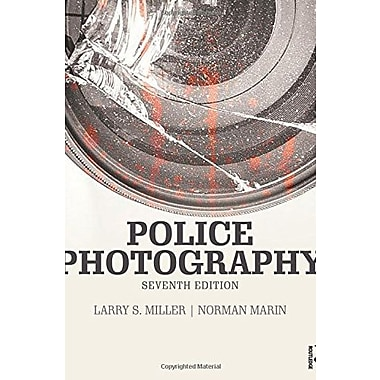 Police Photography, Used Book (9781455777631)