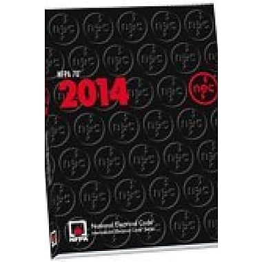 NEC 2014: National Electrical Code 2014/ NFPA 70, Used Book (9781455906727)